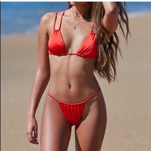 c667550613c27 Missguided Swim   Sexy Minimal String Bikini   Poshmark