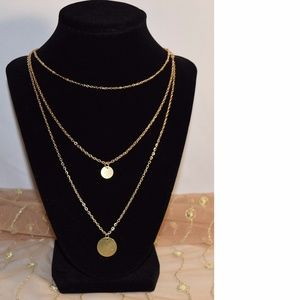 Jewelry - Layered pendant necklace-sale