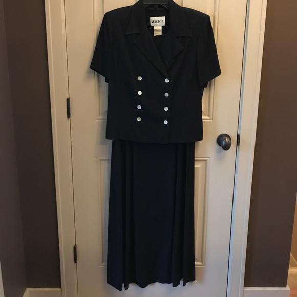 Studio One Dresses Womens 2piece Dress Suit Poshmark