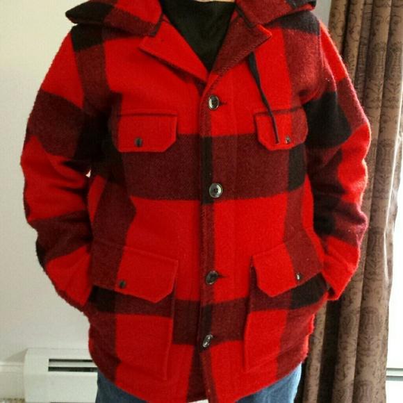 a5872a7237c johnson woolen mills Jackets   Blazers - Vintage wool jacket