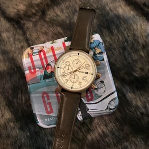 LIMITED EDITION Fossil unisex watch