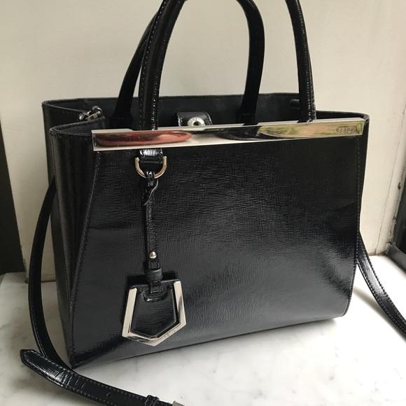 Fendi Bags   Authentic Petite 2jours Crossbody Bag   Poshmark 685616d945