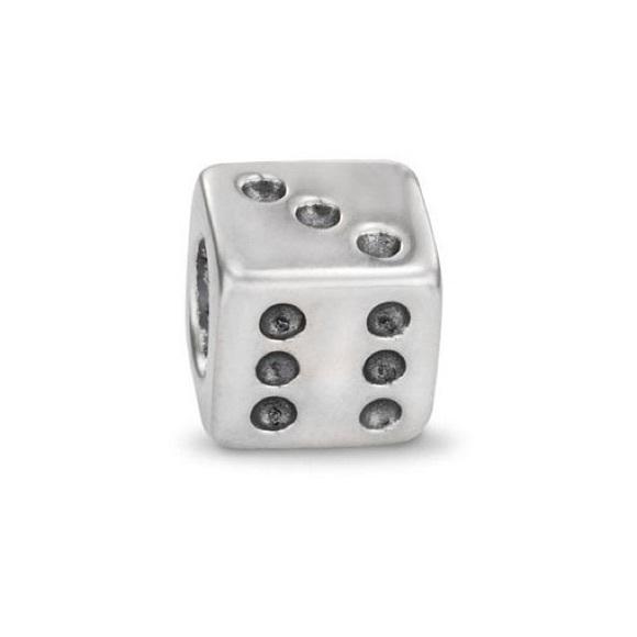 4158d98ae Pandora dice charm sterling silver retired. M_59ff43f54e95a37d450d7d4f