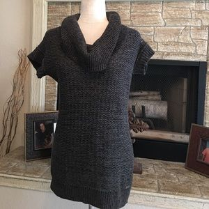 Guess cowl neck long sweater