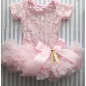 Babygirl I yr Smash cake outfit