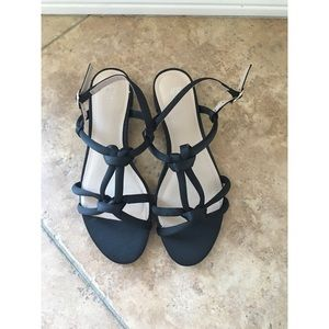 H&M sandals. Used only once. Good as new.