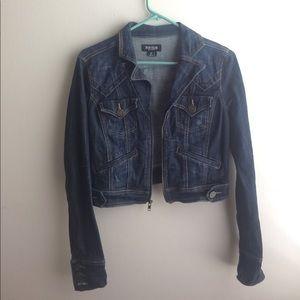 Kensie jean jacket
