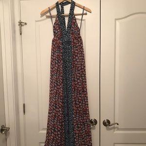 Mosca International Maxi Dress