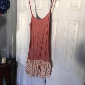 Dresses & Skirts - Shirt extender or dress