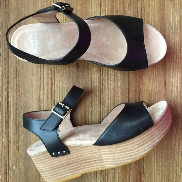5ddf391dbac Dansko Shoes - Dansko Platform Sandals silvie 38 walnut leather