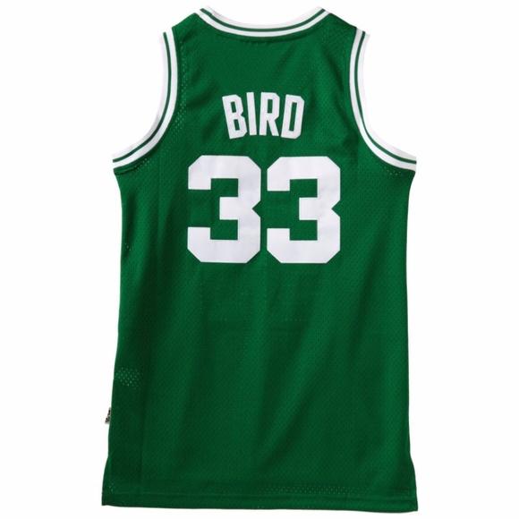 adidas Other - Larry Bird Boston Celtics Hardwood Classic Jersey bd468fd64
