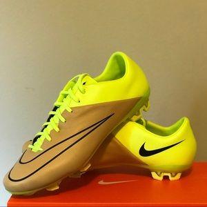 Men's Nike Mercurial Veloce II Leather FG Soccer