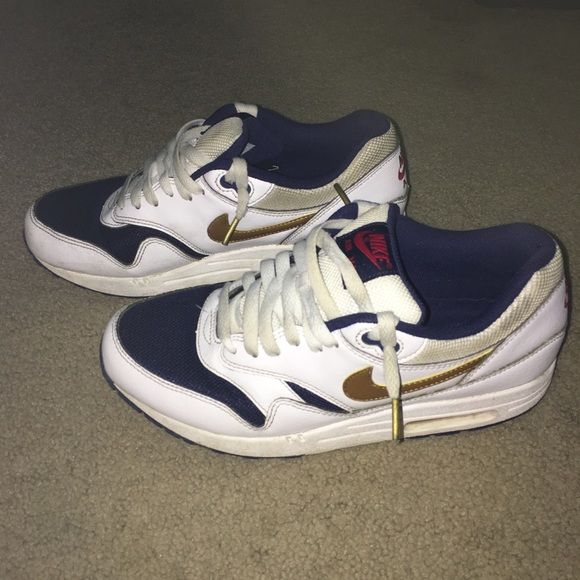 official photos a7cda 2eafe nike air max 1 essential olympic usa 2015. M 59ff4fea7f0a05ca960da997