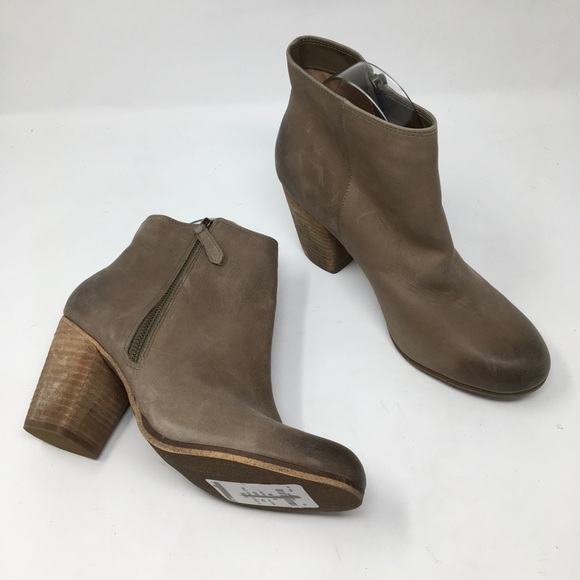 372de2ab9232 New BP Trolley Side Zip Grey Booties