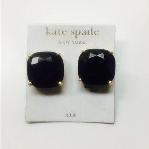Kate Spade Jewelry Stud Clip Earrings Poshmark