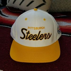 STEELERS SNAP BACK, NEVER WORN!