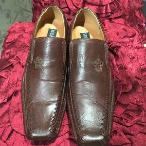 Other - Dress shoes brown, size 8 W