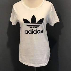 Adidas Trefoil Tee- Medium