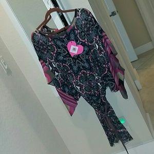 NWT Custo Barcelona Sweter Tunic Dress