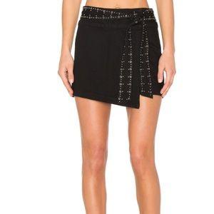 Rosie HW x Paige Valentine Skirt sz 28 Denim