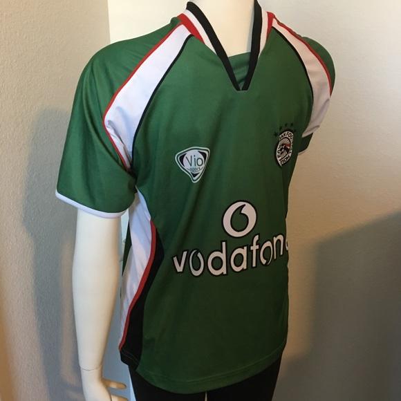 7cb3e7f4c1c Vodafone egypt soccer jersey sz: s. M_59ff5d537fab3ace9a0decf2