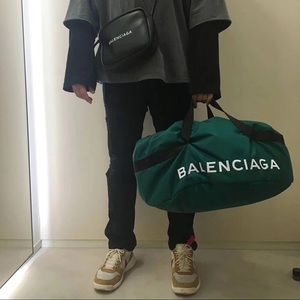 New balenciaga Wheel bag 2018