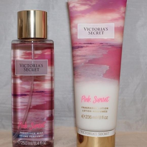 275e65e933 Limited Edition • VS Beach Dreams Pink Sunset