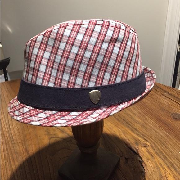 6e756fdf04a02 Ben Sherman Other - Ben Sherman Fedora Hat Red