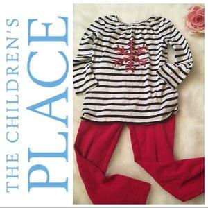 The Children's Place leggings and bonus top