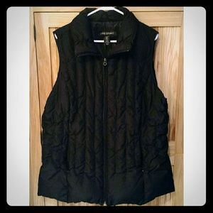 Lane Bryant Puffy Vest