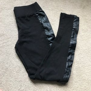 Black daytrip leggings