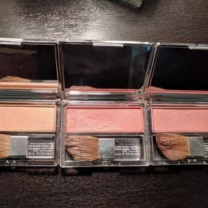 Lot of 3 full size Clinique blushes