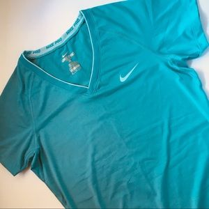 NWOT Nike Pro Fitted Athletic Shirt