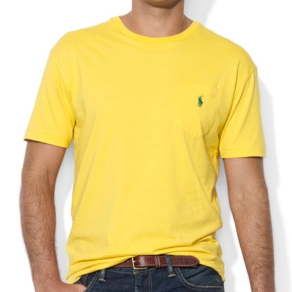 Polo by Ralph Lauren Other - Polo By Ralph Lauren crew neck T-shirt with pocket