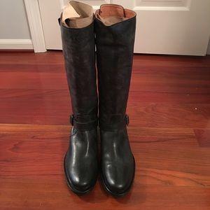 New J Crew Moto boots