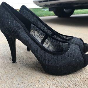 Nine West Shoes - Nine West 3.5inch lace heels