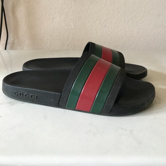 099424ca9ceb Gucci Other - Gucci Slides size 9 AUTHENTIC