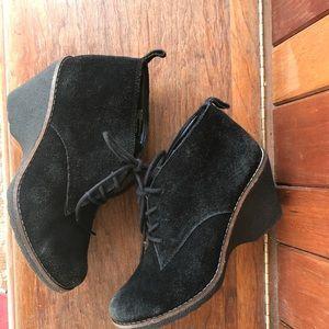 d38dd151bc22 White Mountain Shoes - White Mountain Black Lambert Bootie