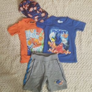 Finding Dory outfit bundle