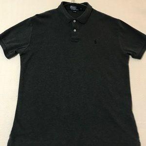⬇️$18 Polo by Ralph Lauren Gray Short Sleeve Polo