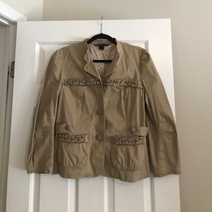 Marc by Marc Jacobs Ruffle Jacket