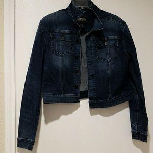 Blue Jean Buffalo David Bitton jacket