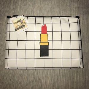 Handbags - Stella & Max by Mundi large top zip case/bag