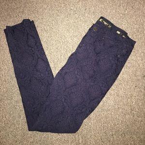 Kardashian Kollection Printed Jeans