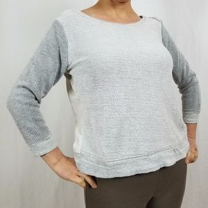 AMERICAN EAGLE OUTFITTERS CROSS OVER BACK SWEATER