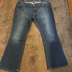 A.N.A Jeans, size 24 Bootcut