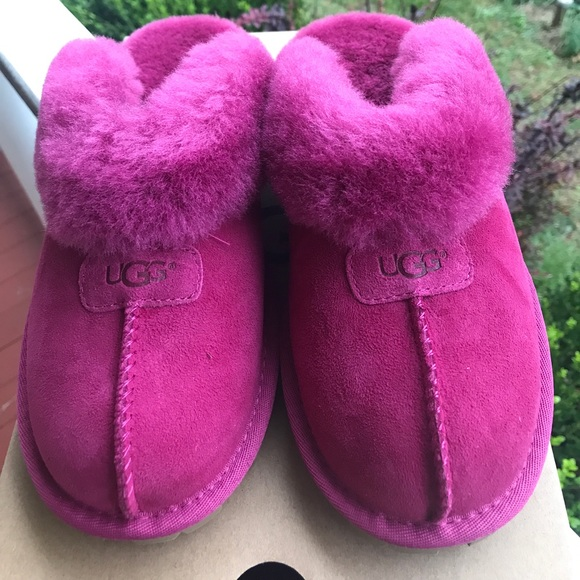 0d5064753fb New UGG Coquette Slippers NWT
