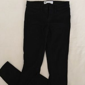 RSQ black jeggings, from TIlly's, size 3