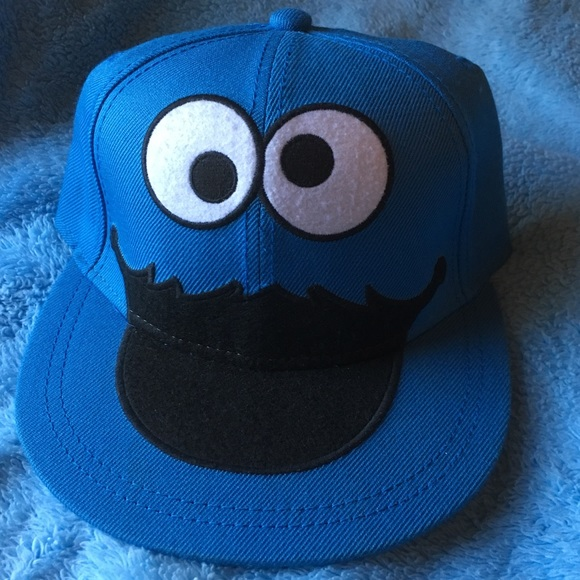 108c7549 cookie monster snapback hat