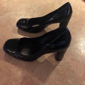 Ecco Patent heels
